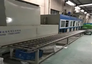 Ultrasonic cleaning and drying