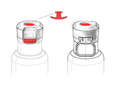 bottle lids design drawing (4)