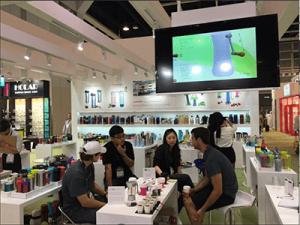 2017.10-HK Exhibition