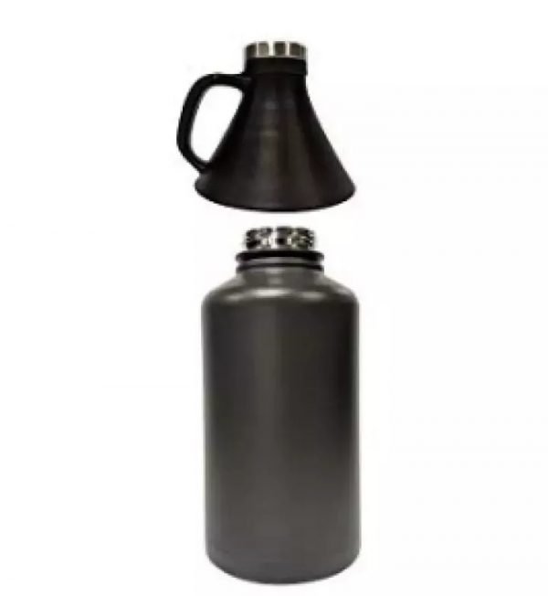 64 oz stainless steel growler