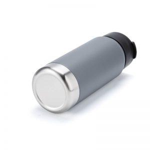 reusable metal water bottle