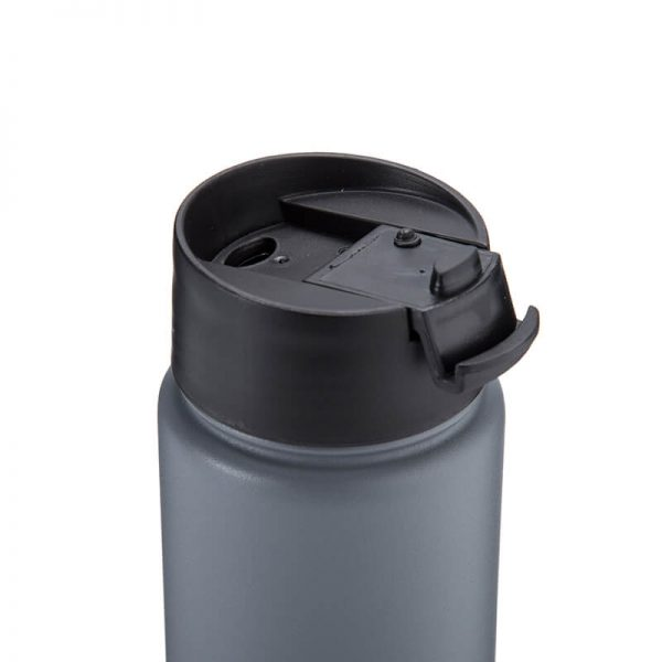 reusable metal water bottle