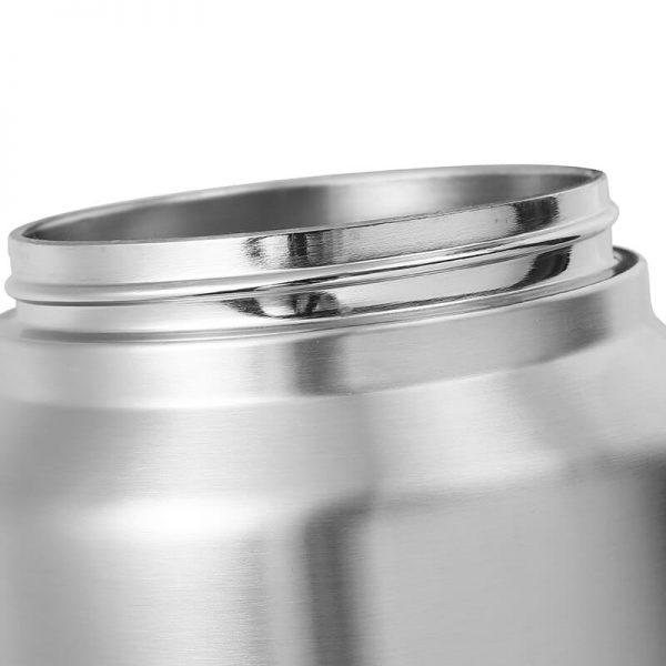 stainless steel beer growler
