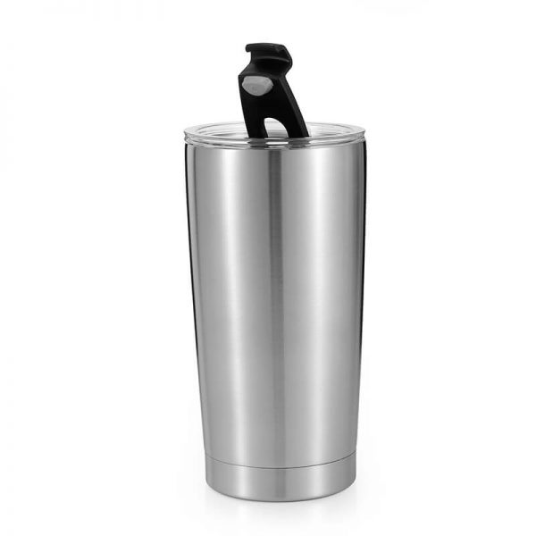 stainless steel coffee tumbler