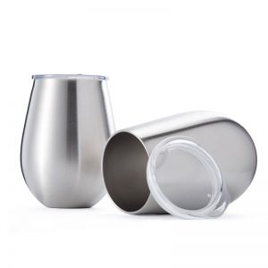 stainless steel tumblers with lids