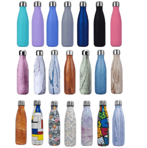 stainless steel water flask