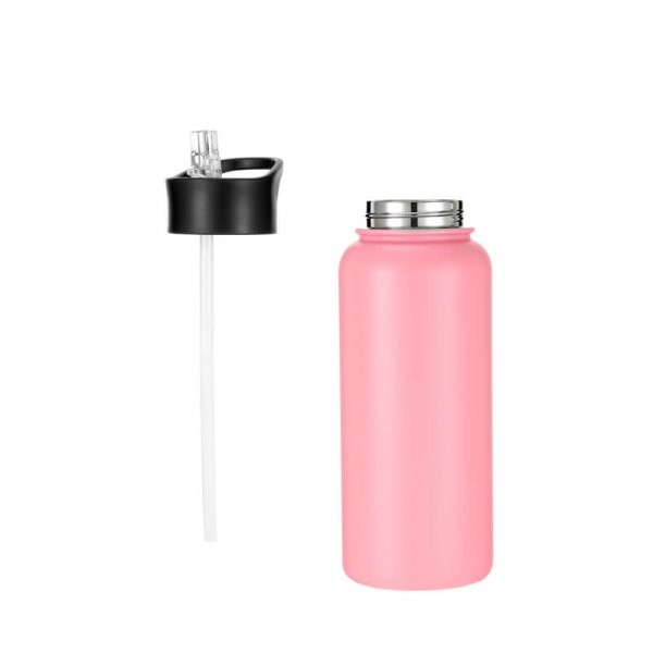 wide mouth stainless steel water bottle