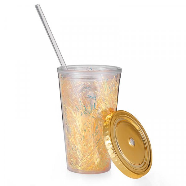 tumbler with straw 10
