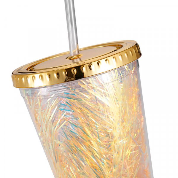 tumbler with straw 12
