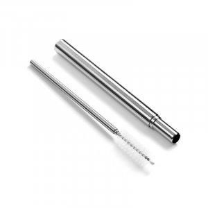metal straw set 4