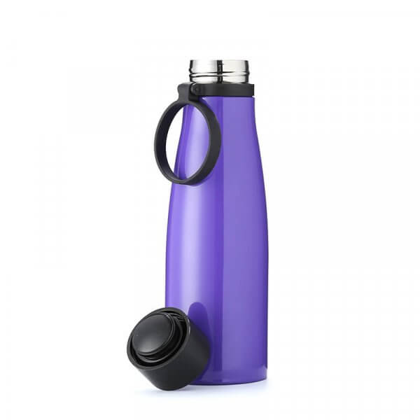 purple stainless steel water bottle 6