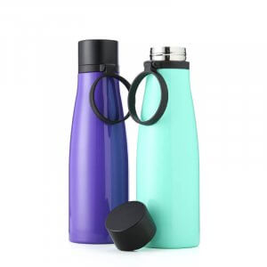 purple stainless steel water bottle 7