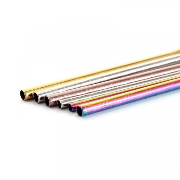 stainless steel drinking straws 3