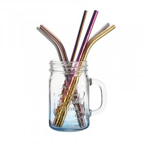 stainless steel drinking straws 4