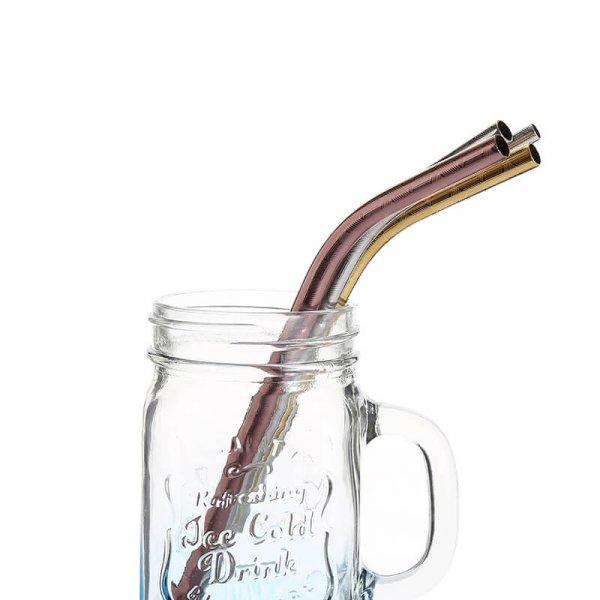 stainless steel drinking straws 5