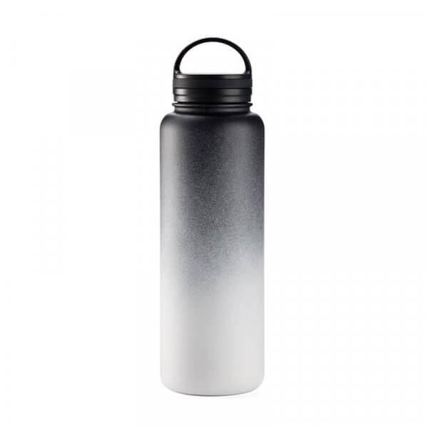 powder coated water bottle