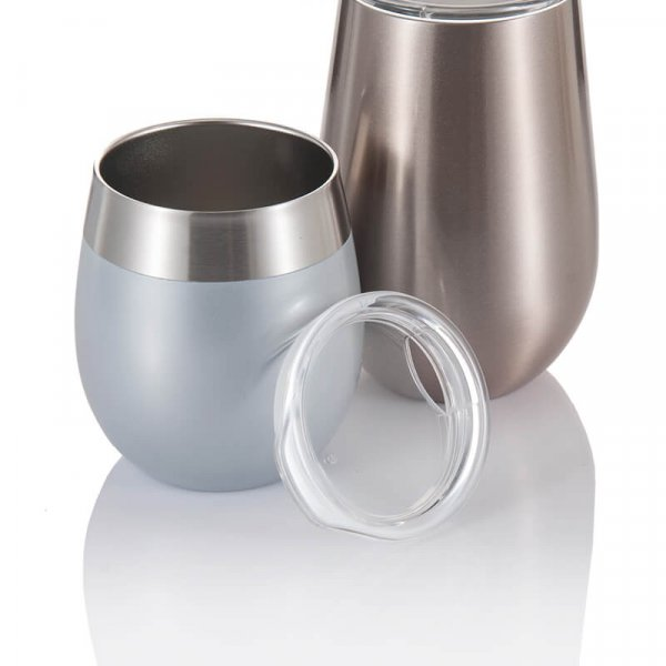 stainless steel wine glasses 5 1
