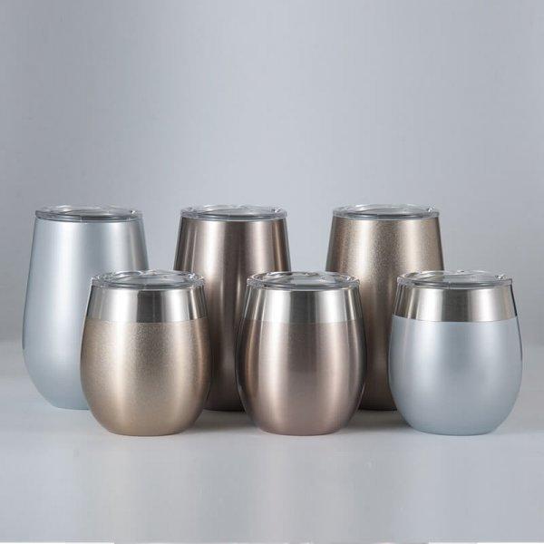 stainless steel wine glasses 7 1