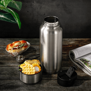 water bottle with storage 10