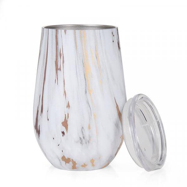 wine glass tumbler